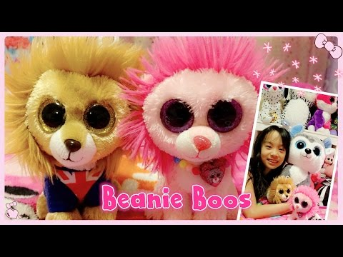 Christmas Gifts for Kids: Beanie Boo Fluffy & Hero