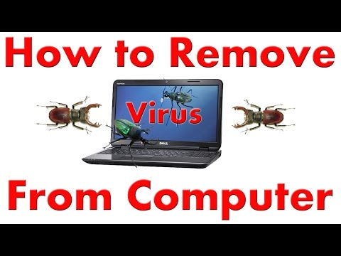 How to Remove Virus From Your Computer