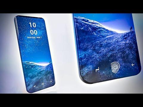 Samsung GALAXY S9 - NEW Edge to Edge Display