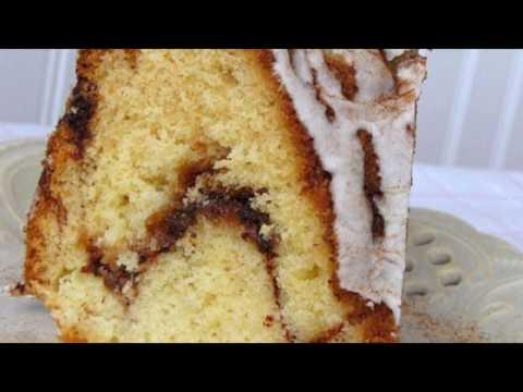 Recipe: Cinnamon Swirl Bundt Coffee Cake