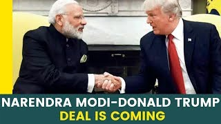 PM Narendra Modi-Donald Trump deal is coming, massive speculation is on | Nation at 9 | NewsX
