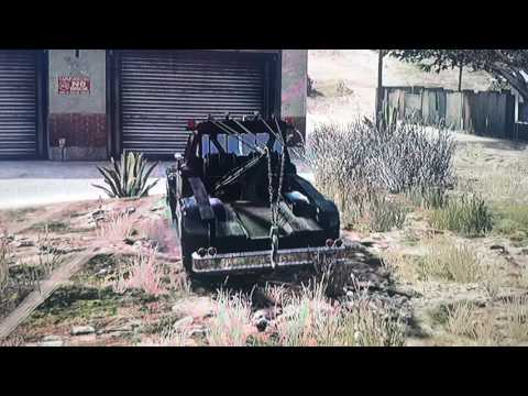 Gta 5 towing truck you can pimp