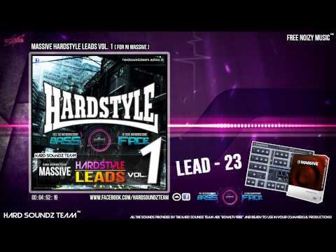 Soundbank - Massive Hardstyle Leads Vol. 1 [For NI Massive] (60 Leads)