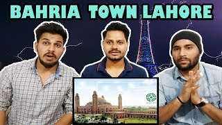 Indian Guys Reacts To Bahria Town Lahore Documentary | Krishna Views