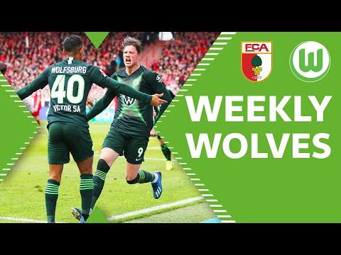 Bundesliga is Back! | Weekly Wolves [FC Augsburg - VfL Wolfsburg]