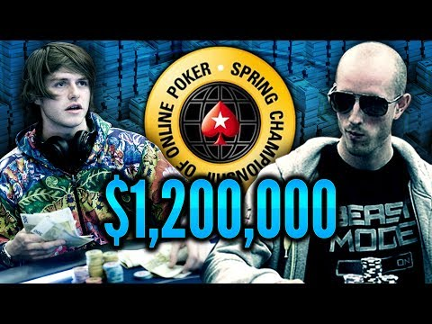 Heads-Up For $1,200,000 - SCOOP Main Event Win Review! [Part 3]