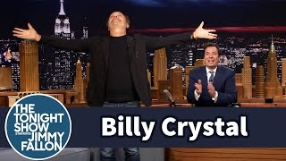 Billy Crystal Remembers His Friend, Robin Williams