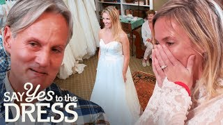 Monte & Lori Surprises Bride Who Recently Lost Her Son   Say Yes To The Dress Atlanta