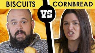 Biscuits vs. Cornbread - Back Porch Bickerin