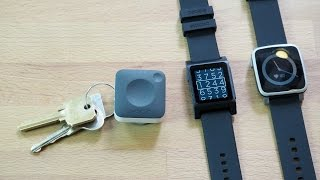 Pebble Unveils New Products Including the Pebble Core