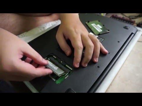 Memory (RAM) Upgrade Asus X555DG-XX165D Notebook