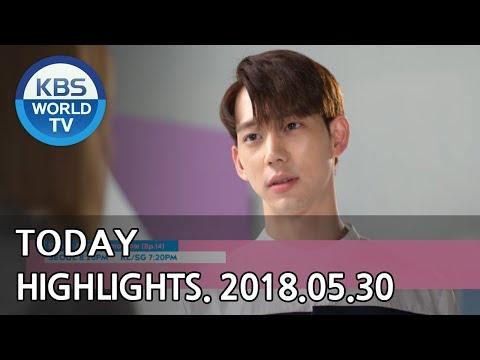 Highlights-Mysterious Personal Shopper E63/Sunny Again Tomorrow E14/1% of Friendship[2018.05.30]