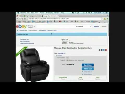 How to Sell on Ebay and Make a Full Time Income Selling
