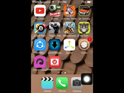 Download application from Shareit any iphone ipod ipad