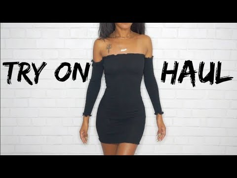 AFFORDABLE TRY ON HAUL! | HOW TO SHOP ON A BUDGET!