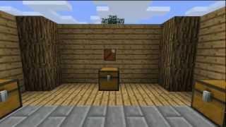 Minecraft Instant House Mod Deutsch Videos Ytubetv - Minecraft moderne hauser lekoopa