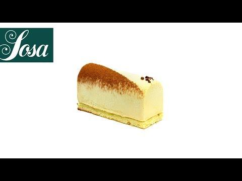 Tiramisu Ice Cream · Procrema 100 Cold · Texturizers