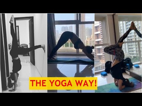 Xxx Mp4 Mouni Roy Shows Off Her Love For Yoga In Latest Video 3gp Sex