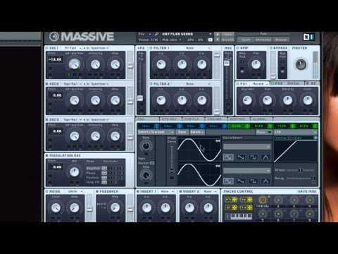 FL Studio 8: How to make a Filthy Dubstep Wobble (Vowel Bass 1080P)