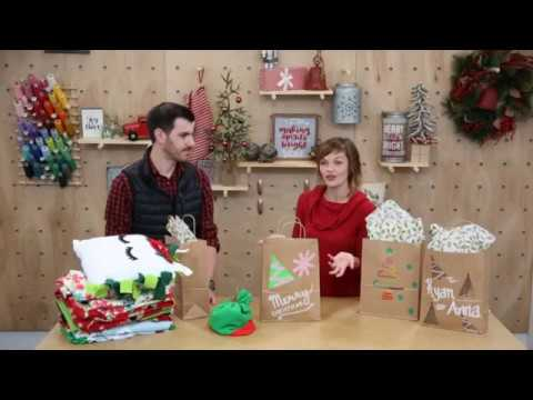 Craft Fleece Projects with Anna and Ryan