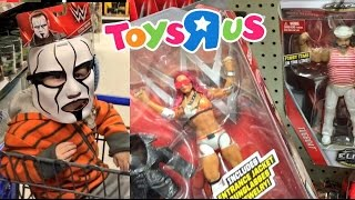 CRAZY STING KID STALKS FUNNIEST WWE TOY HUNT EVER! WWE ELITES, MASKS, TOYS AND MORE!
