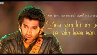 Sunn Raha Hai - Aashiqui 2 - Exclusive HD Audio