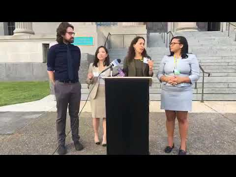 Court Watch NOLA presents findings from its 2017 report