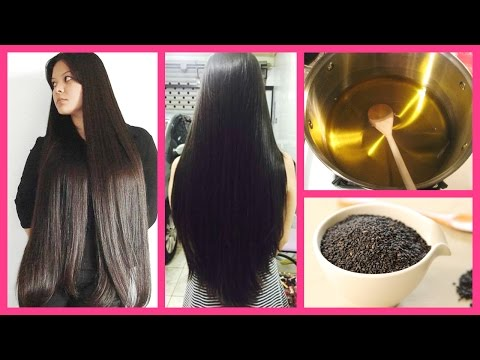 HOW TO GROW LONG AND THICKEN HAIR NATURALLY VERY FAST | MAGICAL HAIR GROWTH TREATMENT 100% WORKS