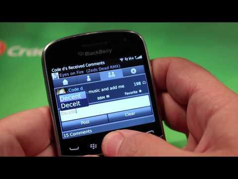 BBM Music for BlackBerry smartphones