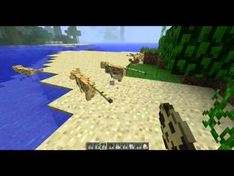 Minecraft 1.2 Snapshot: Wild Ocelots, Tame Cats, Fire Charges, & More!
