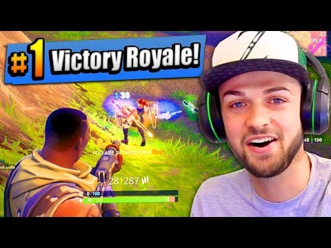 2nd Stream of The Day - Fortnite Sniper Shootout Solo Gameplay!