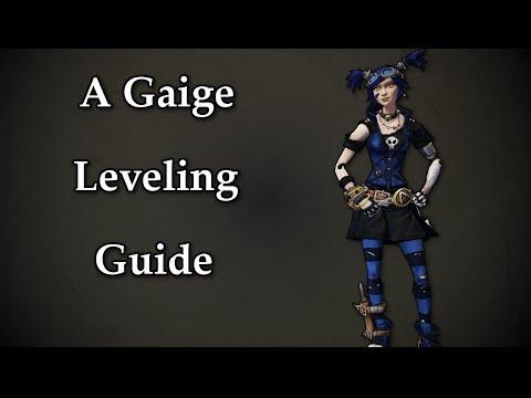 Gaige Leveling Guide From 1- 72 OP8 - Borderlands 2