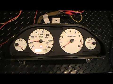 Nissan Maxima & Infiniti I30 Instrument Gauge Cluster Problem Information