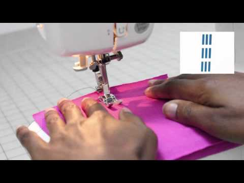 Sew Knits Without a Serger: The Triple Stretch Stitch For Joining Seams