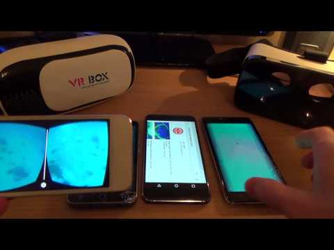 Is your Mobile Cell Phone suitable for Google Cardboard VR Virtual Reality Headsets ?