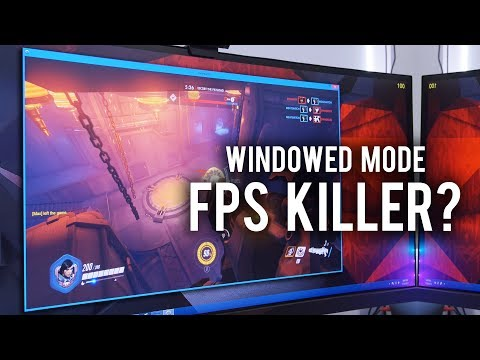 Fullscreen vs. Windowed/Borderless - Does it matter?