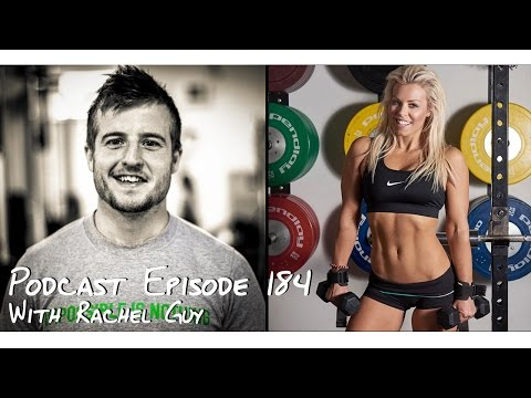 Boobs, Group Training & Life Musings with Rachel Guy - Podcast 184