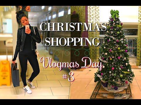 CHRISTMAS DECOR SHOPPING AT HOMESENSE, FIRST DATES & A GETAWAY | Vlogmas Day 3