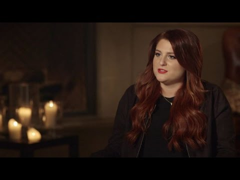 Meghan Trainor Opens Up About Her Love Life for Yahoo