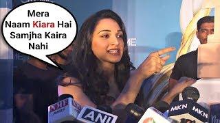 Kiara Advani Gets Angry On Media For Calling Her Kaira