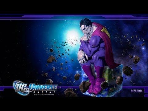 DC Universe Online-Tank vs. DPS Gear