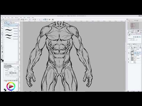 Drawing Session - How to Create Model Sheets - PART-01