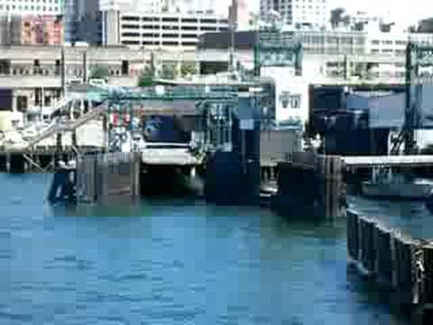 Bainbridge to Seattle ferry vid 3