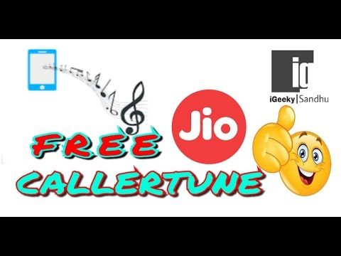 How To Set Caller Tune IN Jio Sim | Hindi | Urdu |