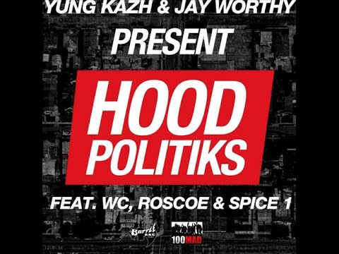 Young Kazh & Jay Worthy - On Fire Tonight ft. Checkmate, Moka Only (PROD J CURRY)