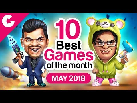 Top 10 Best Android/iOS Games - Free Games 2018 (May)
