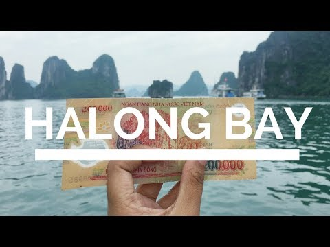 Halong Bay Day Tour | The Fickle Feet