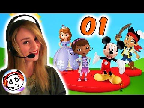 Disney Junior Play App - Part 1 - Pandido Gaming
