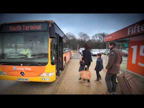 Long-stay parking at Gatwick Airport | How it works