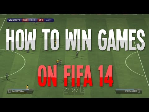 How To Win Every Game On Fifa 14